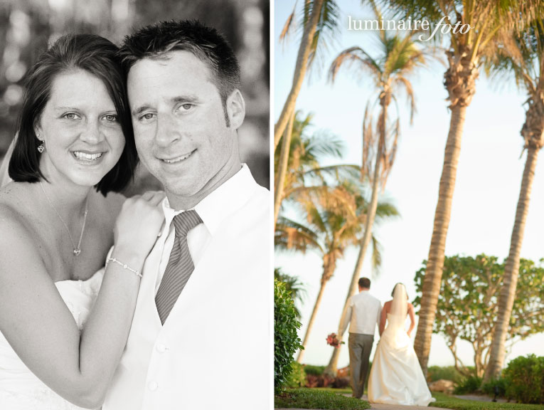 naples florida LaPlaya Beach Club Wedding Photographer