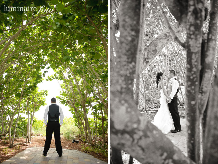 Fort Myers Beach Pink Shell Wedding Photographer