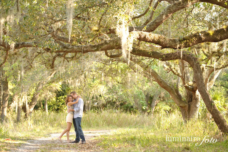 naples engagement photography