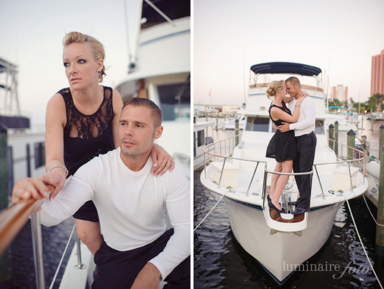 fort myers engagement photo shoot