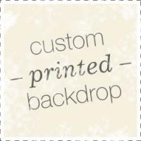 Custom Backdrop :: Printing & Design Extra