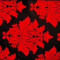 Red on Black