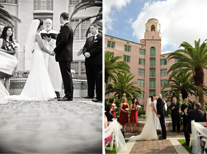 Renaissance Vinoy Resort St. Petersburg Wedding