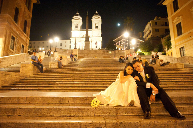 Destination Wedding Photographer Rome Italy 26