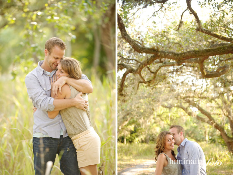 naples engagement photo session
