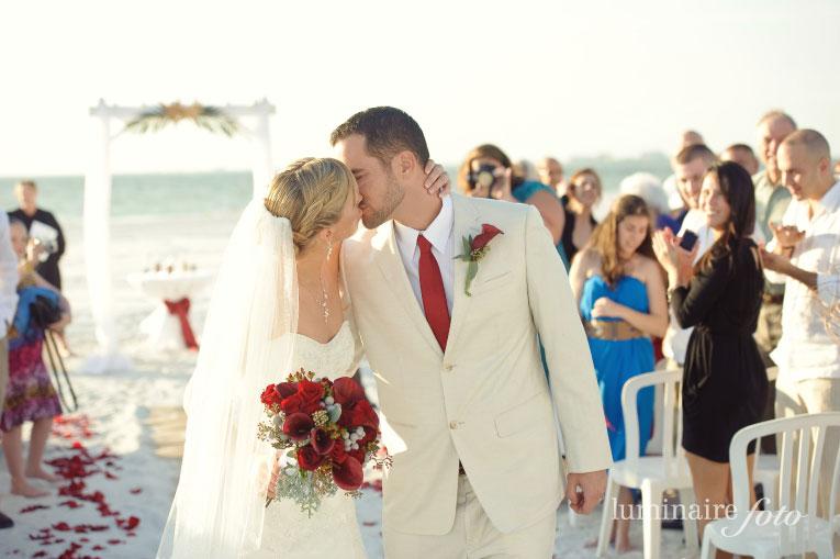 Fort Myers Beach Weddings: Pink Shell Beach Resort