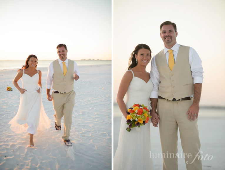 Fort Myers Beach Wedding Photographers At The Pink Shell Resort