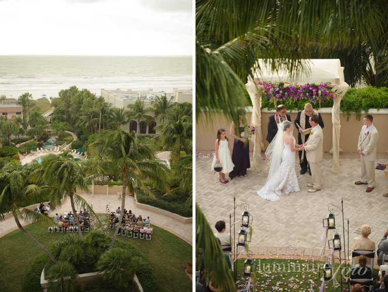 Marco Island Wedding Photographers at the Marco Beach Ocean Resor