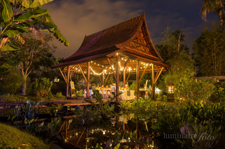 Surprise Birthday Party At The Naples Botanical Garden Naples Wedding Photographer Naples